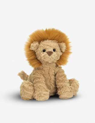 Jellycat Fuddlewuddle small lion plush toy 12cm