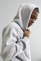 Urban Outfitters Wallace Distressed Hoodie Sweatshirt