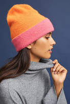New Scotland Two-Toned Cashmere Beanie