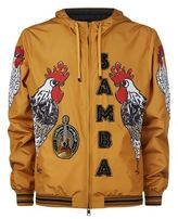 Dolce & Gabbana Rooster Bomber Jacket