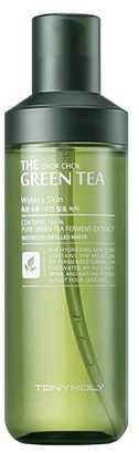 Tony Moly Tonymoly The Chok Chok Green Tea Moist Skin Toner 180Ml