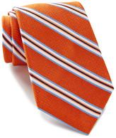 Tommy Hilfiger Silk Textured Stripe Tie