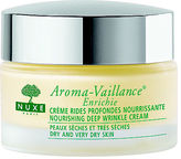 Nuxe Aroma-Vaillance Enrichie Nourishing Deep Wrinkle Cream, Age 45 -50