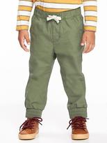 Old Navy Relaxed Joggers for Toddler Boys