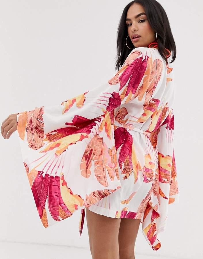 02b8e031869b5 Beach Kimono - ShopStyle
