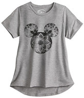 Disney Mickey Mouse Icon Tee for Juniors