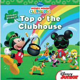 Disney Top O' the Clubhouse - Mickey Mouse Clubhouse Book
