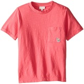 Paul Smith Short Sleeve Fuchsia Tee with Pocket Girl's T Shirt
