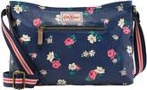 Cath Kidston Hampstead Ditsy Zipped Cross Body Bag