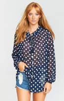MUMU Alicia Tunic ~ Dippin Dot