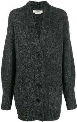 Etoile Isabel Marant Chunky Knit Cardigan