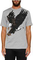 Balenciaga Eagle Print T-shirt