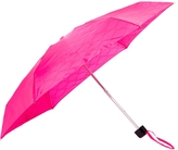 Fulton Lulu Guinness Tiny 2 Quilted Lips Umbrella