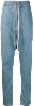 Rick Owens Drop Crotch Jeans