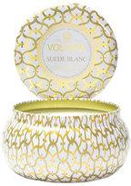 Voluspa 'Classic Maison - Suede Blanc' 2-Wick Candle