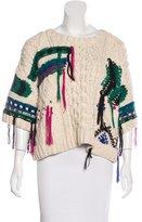 Isabel Marant Jacquard Knit Top