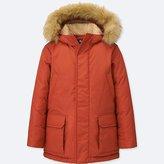 Uniqlo Boy's Warm Padded Coat