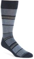 Nordstrom Men's Stripe Cotton Blend Socks