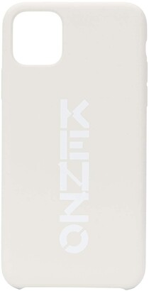 Kenzo logo print iPhone 11 Pro Max case