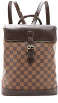 Louis Vuitton What Goes Around Comes Around Damier Soho Backpack (Previously Owned)