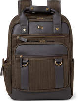 Solo Brown Bradford Laptop Backpack