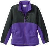 Columbia Girls 7-16 Moon Glow Fleece Jacket