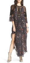 Free People Spirit of the Wild Maxi Dress