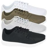 Loyalty & Faith Mens Lace Up Mesh Sports Trainers Shoes Casual Footwear Sneakers