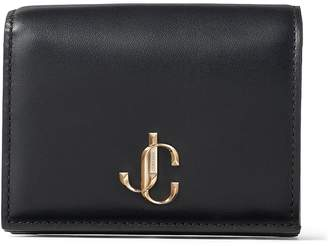 Jimmy Choo Leather Hanne Bifold Wallet