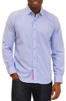 Robert Graham Hubert Regular Fit Print Sport Shirt