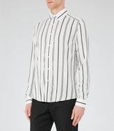 Reiss Vanda Striped Shirt