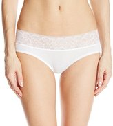 OnGossamer Women's Cabana Cotton Breeze Hipster Panty