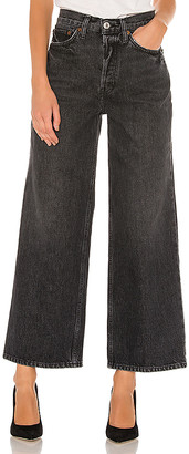 RE/DONE 60s Wide Leg. - size 24 (also