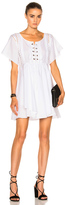 Marissa Webb Shona Dress in White.