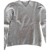 CNC Costume National Grey Cashmere Knitwear for Women