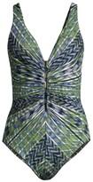 Miraclesuit Swim Monteverde Charmer One-Piece Swimsuit
