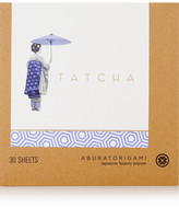 Tatcha Aburatorigami Japanese Beauty Papers, 3 X 30 Sheets - Colorless