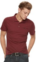 Rock & Republic Men's Striped Polo