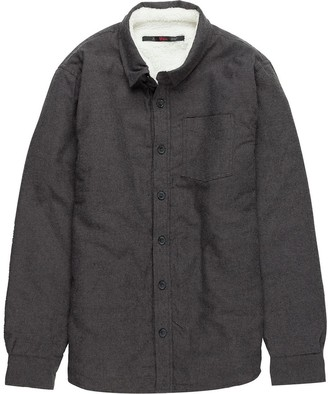 Stoic Lincoln Sherpa Lined Shirt Jacket - Men's