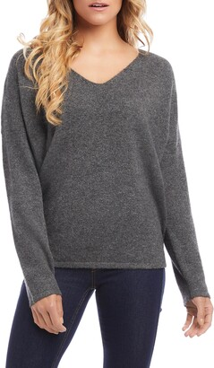 Karen Kane V-Neck Sweater