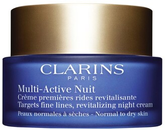 Clarins Multi-Active Night Cream Dry Skin (50Ml)