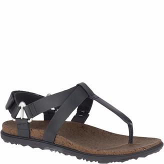 Merrell Women's Around Town Chey T Strap Shoe