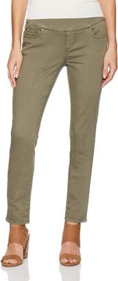 Jag Jeans Women's Nora Skinny Pull On Jean in Color Knit Denim