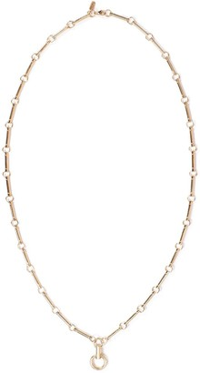 Foundrae 18kt yellow gold Element Open Chain necklace