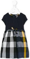 Burberry classic check dress