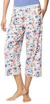 Hue Floral Desire Capri Pajama Pants