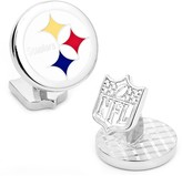 Cufflinks Inc. Edition Pittsburgh Steelers Cuff Links