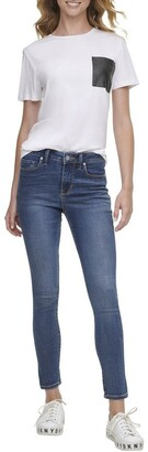 DKNY Foundation - High Rise Skinny Ankle Jean