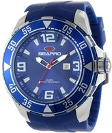 Seapro Men's SP1116 Diver Analog Watch