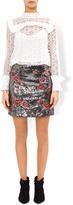 Monsoon Tabia Sequin Skirt